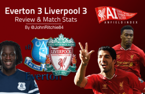 Everton 3 Liverpool 3 Review