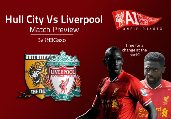 Hull Vs Liverpool Preview