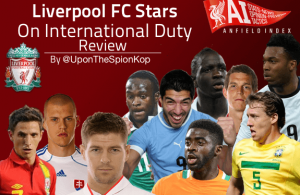 Liverpool Stars International Duty 2