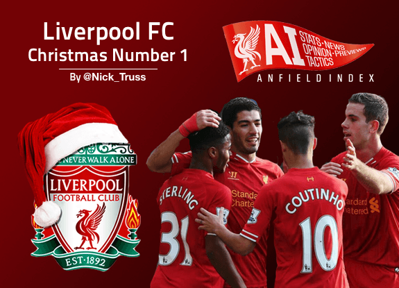 Liverpool FC: Christmas Number 1