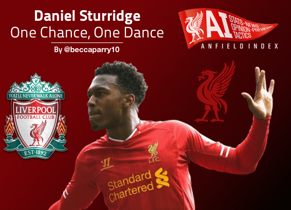 Sturridge Chance Dance