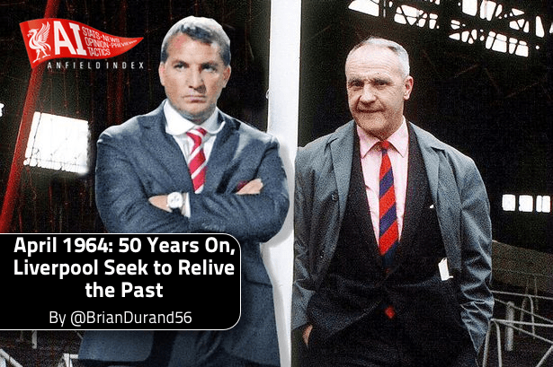 Liverpool Relive the Past