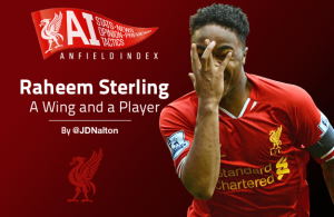 Raheem Sterling A Wing and A Player