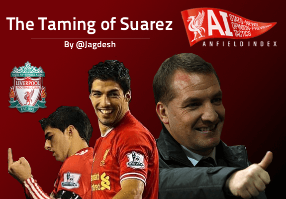 Taming of Luis Suarez