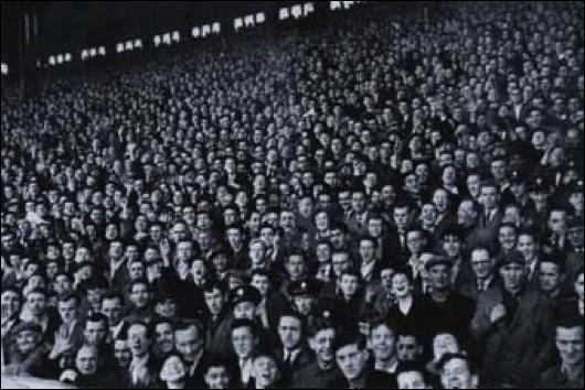 crowd 1960