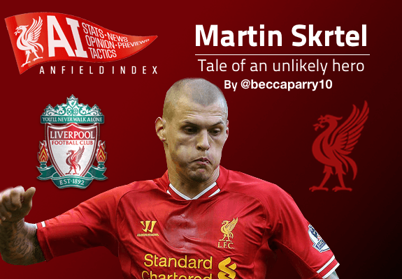 Martin Skrtel - Unlikely Hero