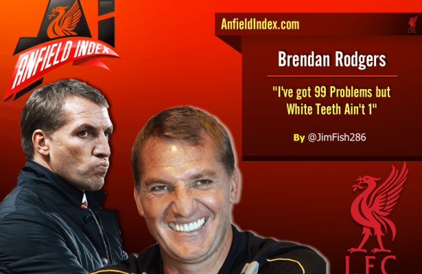 Brendan Rodgers Smile