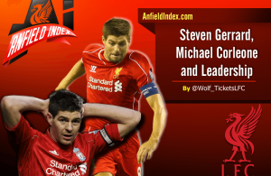 Gerrard Leadership