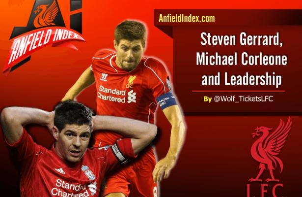 Gerrard Leadership