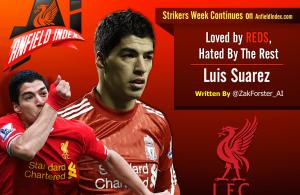 Loved Suarez