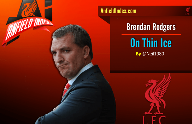 Rodgers On Thin Ice