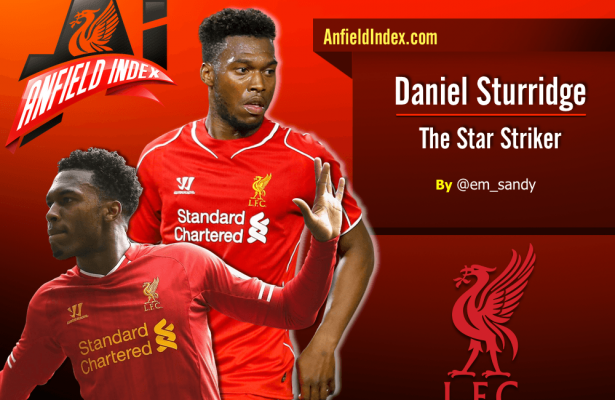 Sturridge Star Striker