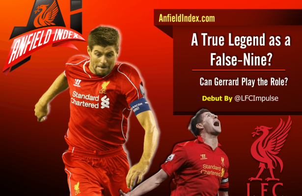 False Nine Gerrard