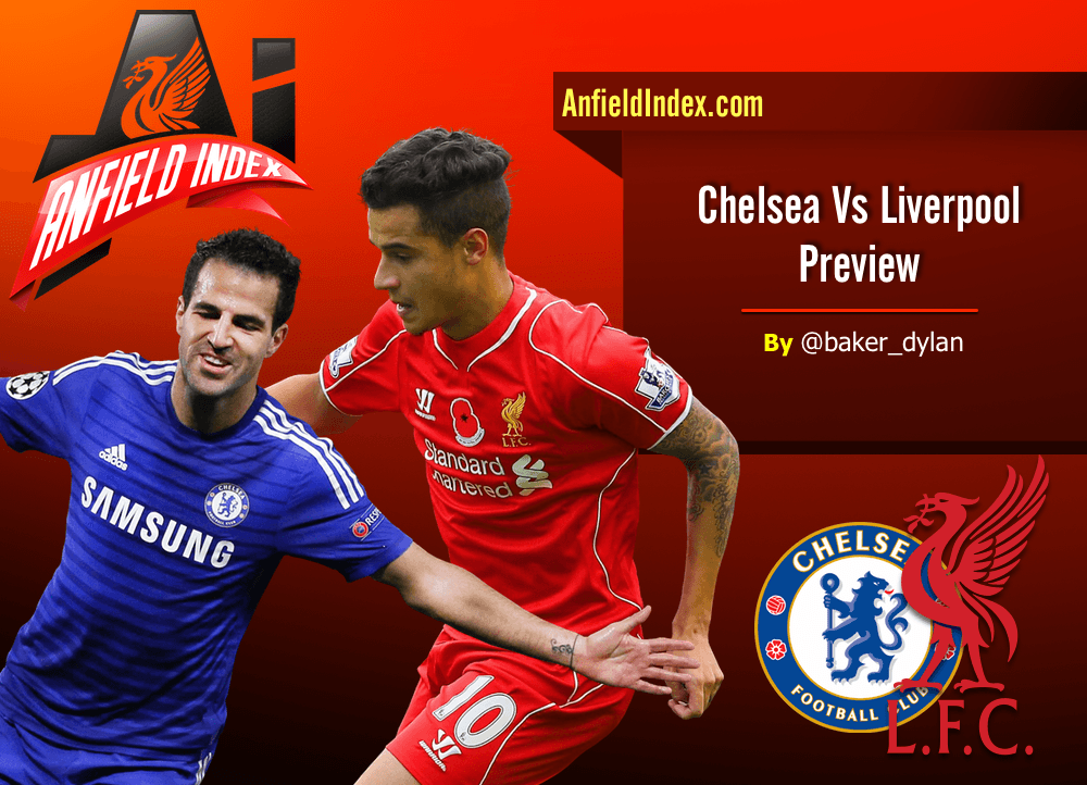 Chelsea Vs Liverpool 2014: Capital One Cup Semi-Final Second Leg