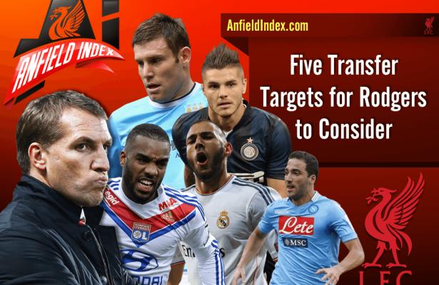 Five Transfers