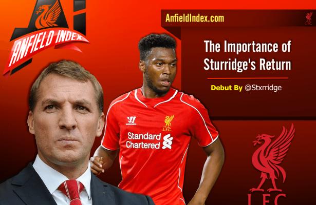 Sturridge Importance
