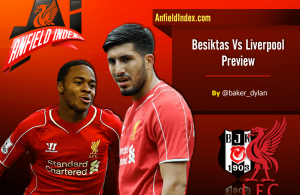 Besiktas Vs Liverpool