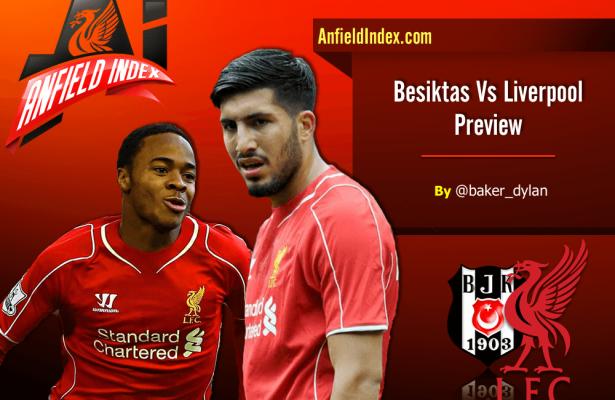 Besiktas Vs Liverpool