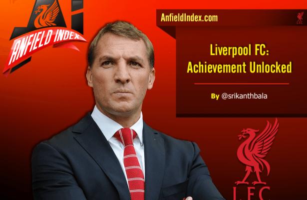 Liverpool FC Achievement Unlocked