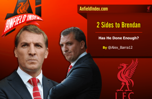2 Sides to Brendan
