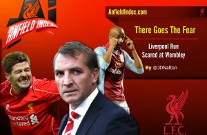 LFC Run Scared Wembley