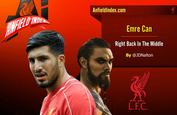 Emre Can - Right Back