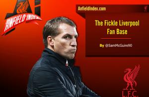 Fickle Liverpool Fan