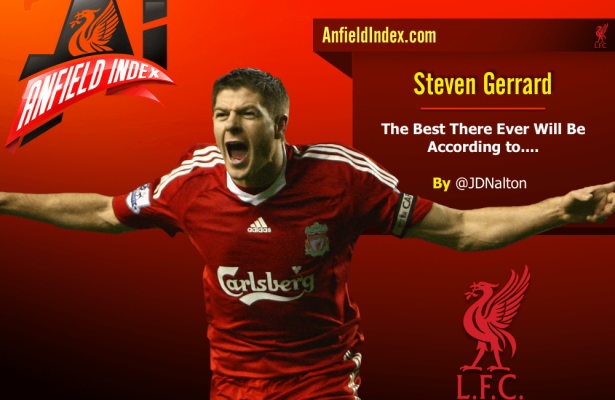 Gerrard Best There Is
