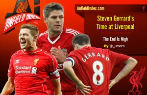 Gerrard Farewell