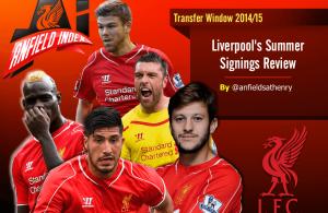 LFC Summer Signings