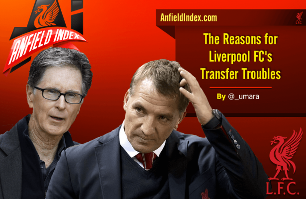 Liverpool Transfer Trouble