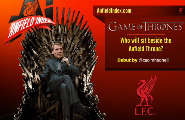 Anfield Throne