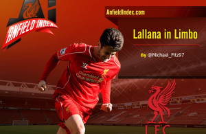Lallana in Limbo