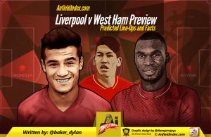 Liverpool v West Ham Preview