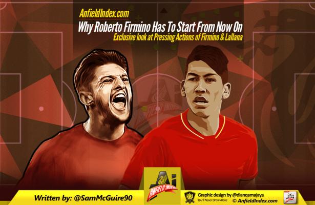 Why Firmino Start