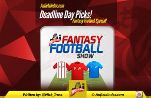 Fantasy Football Deadline Day Picks