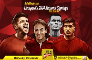 Liverpool Summer 2014