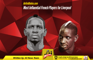 Influential French Liverpool Players