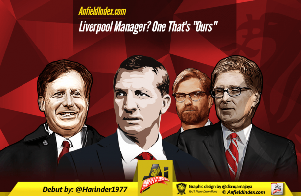 Liverpool Manager One Thats Ours