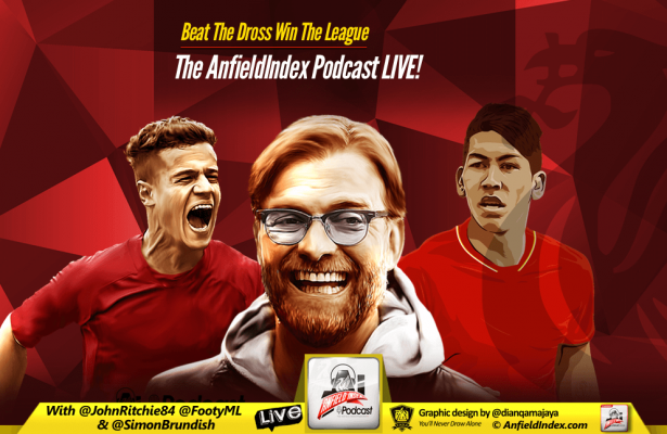 Anfield Index Podcast Live 92