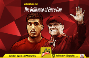 Brilliance of Emre Can