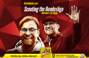 Bundesliga Defenders Liverpool