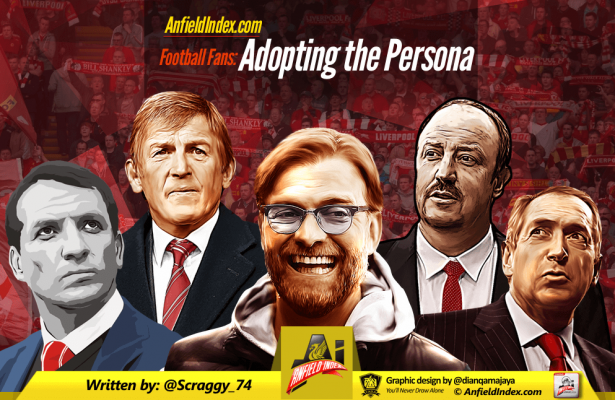 Football Fans Adopting The Persona