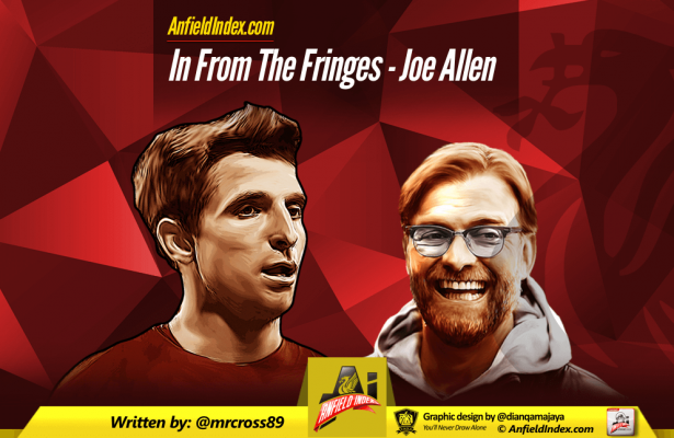 In From The Fringes - Joe Allen