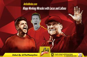 Klopp Miracles Lucas Lallana