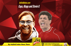 Liverpool Betting Update Klopp Cups Stevie G