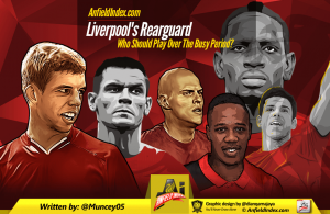 Liverpool Rearguard -