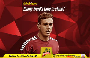 Danny Ward Time To Shine