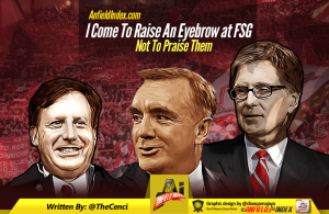 I Come To Raise An Eyebrow at FSG Not Praise Them