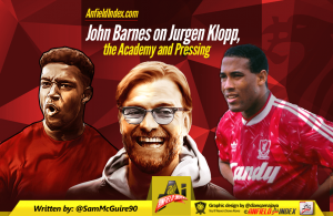 John Barnes on Klopp Liverpool FC